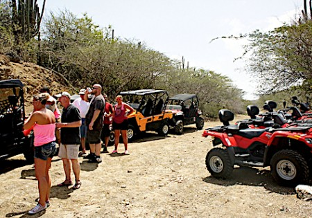 ATV Buggy Island Tours